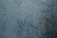 Cement wall rather crack,rough and old. image for abstract,texture and background concept. Cool tone. cement wall rather crack,rough and old. image for abstract royalty free stock photos