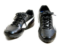 Cool training shoes Stock Photos