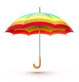 Cool umbrella Royalty Free Stock Images