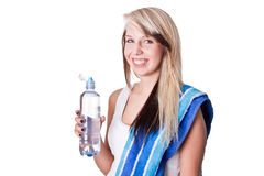 Cool water Royalty Free Stock Image