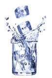 Cool water Stock Photography