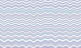 Cool wavy stripes background. Ripple texture. Vintage wavy stripes background. Waves, curve lines ripple texture. Card background pattern vector. Curved stripes royalty free illustration