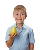 Cool 7 year old boy Royalty Free Stock Photos