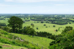 Coolamon Scenic Drive Lookout in Australia Royalty Free Stock Image