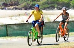 Coolangatta - Australie de la Gold Coast Queensland Photo stock