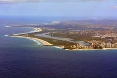 Coolangatta - Australie du Queensland Photo libre de droits
