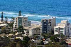 Coolangatta - Australie du Queensland Photos libres de droits