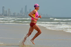 Coolangatta Gold 2014 Royalty Free Stock Images