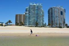 Coolangatta - Gold Coast Queensland Australia Stock Images