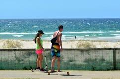 Coolangatta - Gold Coast Queensland Australia Stock Image