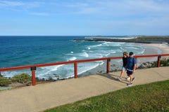 Coolangatta - Gold Coast Queensland Australien Fotografering för Bildbyråer