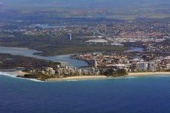 Coolangatta - Queensland Australien Arkivbild