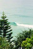 Coolangatta surfare Royaltyfri Fotografi