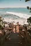 Coolangattasnapper Rotsen het Surfen stock foto's