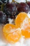 Cooled Tangerine Royalty Free Stock Photo