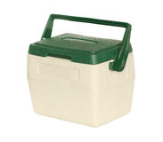 Cooler box stock photography