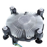 Cooler computer fan. Stock Photography