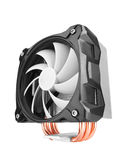 Cooler computer fan Royalty Free Stock Images