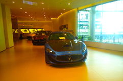 maserati royalty free stock photography