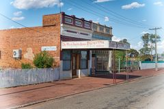 Coolgardie, Australie occidentale Photos stock