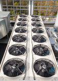 Cooling air conditioning Stock Photos