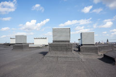 Cooling air conditioning Royalty Free Stock Image
