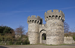 Cooling Castle Stock Images