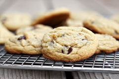 Cooling Cookies Royalty Free Stock Photos
