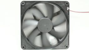 Cooling fan stock video