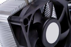 Cooling fan Stock Photo