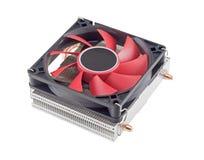 Cooling fan with heatsink Stock Image