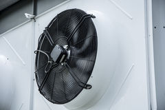 Cooling Fan ventilation Royalty Free Stock Images