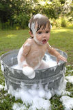 Cooling off Royalty Free Stock Photo
