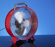 Cooling Summer Fan Royalty Free Stock Photos
