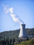 Cooling tower Royalty Free Stock Photos