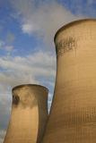 Cooling Towers royalty free stock images
