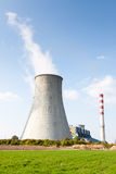 Cooling towers Stock Photos