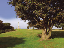Coombe hill Royalty Free Stock Photos