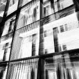 σύγχρονη δομή μετάλλων λεπτομέρειας coomposition Στοκ φωτογραφίες με δικαίωμα ελεύθερης χρήσης