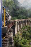 Nilgiri mountain railway, India Stock Photography