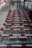 COOP CLOSED 20 GROCERY STORES. Copenhagen-Denamrk _Coop closed three grocery store chains ,Irma selling 50 clousure sale and Fakta and brugersen in Denmark due Royalty Free Stock Image