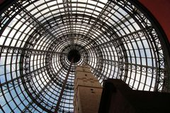 Coop's Shot Tower Stock Images