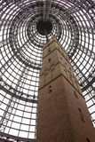 Coop's Shot Tower in Melbourne Central Stock Photography