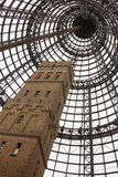Coop's Shot Tower in Melbourne Central Stock Photo