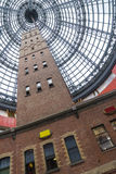 Coop's Shot Tower in Melbourne Central, Melbourne Stock Photos