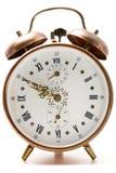 Cooper alarm clock Royalty Free Stock Image