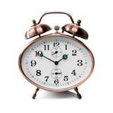 Cooper alarm clock Royalty Free Stock Photos