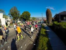 2015 Cooper River Bridge Run, Charleston, SC Royalty Free Stock Photography