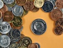 Cooperação de comércio de Extremo Oriente Ásia Fotografia de Stock Royalty Free