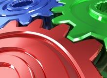 Cooperação do conceito Fotos de Stock